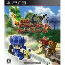 【新品】 PS3 3Dドットゲームヒーローズ