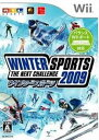 【新品】 Wii WINTER SPORTS 2009 THE NEXT CHALLENGE