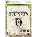 【新品】 XBOX360 The Elder ScrollsIV:オブリビオン