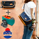 MOUTH �ޥ��� �����Хå� ������ ���������Хå� ����ʡ����������å� Delicious mark-1 pack �ǥꥷ�㥹�ѥå� MJS11019 MJC12024 [�����/�ߥ顼�쥹/�������/���2��/����/�����Х�/MadeinJAPAN/�ݸ�/����/��/����/�˽�����/���襤��/��������]