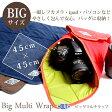 MOUTH マウス BIG MULTI WRAP ビッグ マルチラップ カメララップ MMW16053-BIG [保護/カバー/包む/ipad/カメラ/レンズ/携帯ゲーム/クッション/カメラケース/レンズポーチ]