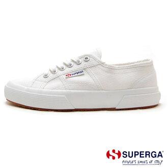 SUPERGA Superga mens Womens sneakers 2750 COTU CLASSIC classics S000010-901 WHITE