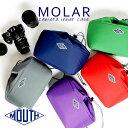 カメラケース 巾着 インナーバッグ ソフトクッション MOUTH マウス MOLAR 2 モラー2  ...