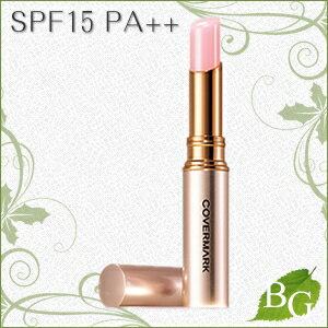 カバーマーク リアルフィニッシュ ブライトニング リップ エッセンス UV (03-クリアオレンジ) (SPF15 PA++)