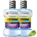 ショッピングリステリン 薬用リステリン トータルケア歯周病予防 (マウスウォッシュ/洗口液) 1000mL×2本セット
