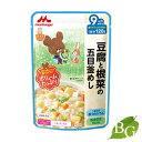 森永乳業 大満足ごはん 豆腐と根菜の五目釜めし 120g