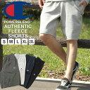 チャンピオン ハーフパンツ メンズ スポーツ チャンピオン スウェット ハーフパンツ 大きいサイズ メンズ ショートパンツ 膝上 (USAモデル)