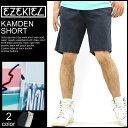 【送料299円】 EZEKIEL イズキル イズキール ハーフパンツ メンズ ショーツ カラー (ezekiel-ep143096) ハーフパンツ メンズ 大きいサイズ アメカジ ストリート サーフ サーフィン