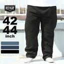 [ビッグサイズ] レッドキャップ デニムパンツ ウォッシュ加工 リラックスフィット メンズ 大きいサイズ PD60 USAモデル ジーンズ ジーパン アメカジ ブランド RED KAP