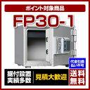 【特典付き】【送料無料】【ポイント2倍】耐火金庫 指紋式 - ダイヤセーフ FP30-1