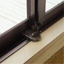 ガードロック GUARD のガードマンVスーパービッグ サッシ窓用 補助錠 大型 ブロンズ [No.335B]