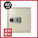 【送料無料/ポイント2倍】TANNER(田辺金属工業)[STD-40]-テンキー式キーボックス(40本用)