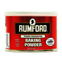 ラムフォード・ベーキングパウダー 114g 【あす楽対応・菓子材料・パン材料・アルミフリー・アルミニウムフリー】