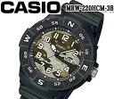 CASIO カシオ クオーツ 腕時計 メンズ レディース アナログ mrw-220hcm-3b 迷彩 ミリタリー ウォッチ スポーツ チプカシ チープカシオ