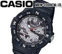 ショッピングチープカシオ CASIO カシオ クオーツ 腕時計 メンズ レディース アナログ MRW-220HCM-1B 迷彩 ミリタリー ウォッチ スポーツ チプカシ チープカシオ