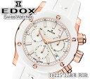 【新品】【送料無料】[エドックス]EDOX 腕時計 クロノオフショア1 クォーツクロノグラフ 300...