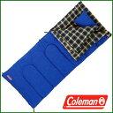 コールマンColeman中布団付き寝袋170S0113R 3ウェイコンフォート/2(ブルー×ブルーチェック)
