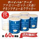 サバイバルフーズ ファミリーセット チキンシチュー 大缶53...