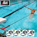 ★専用チューブを取り付け、抵抗と伸縮を利用した水中トレーニング