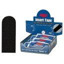 Master インサートテープ(黒) スムース マスター ボ...