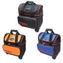 STRIKES ボウリング バッグ XB55-CI 全3色 1ボール キャスター バッグ ストライクス ボウリング用品 ボーリング グッズ