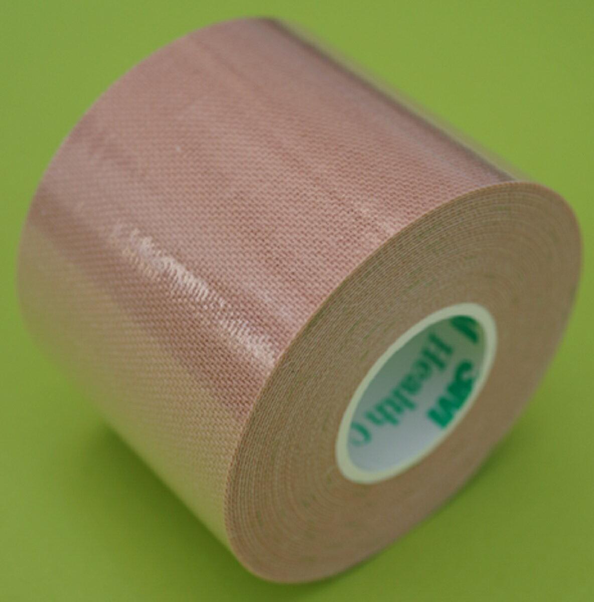 マルチポア・スポーツレギュラー伸縮固定テープ50mmテーピングテープサンブリッジボウリング用品ボーリ