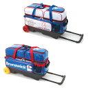 サンブリッジ ボウリング バッグ Mignon-T ミニヨン 3 ボール カート チームサンブリッジ ボウリング用品 ボーリング グッズ