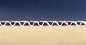 板ダンボール(段ボールシート)5mm【(流れ)90×(幅)180cm】20枚セット