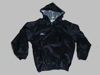 Sauna Suits with hood (BLACK) for boxers made in Japan by Mizuno America-Ya Orijinal