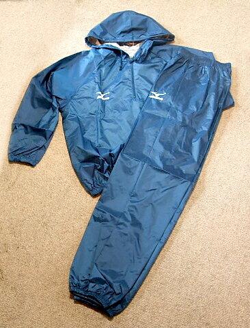 Mizuno Sauna Suit (Naby) for Boxers America-Ya Orijinal