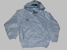 MIZUNO shop with original hood weight loss overall (black & white ) definitive set sauna suit weight loss suits made in Mizuno Japan