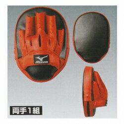Mizuno punch Mitt (コーチングミット flat type)