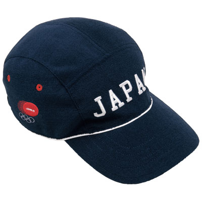 London Olympic Japan representative at the official clothing, replica products Cap