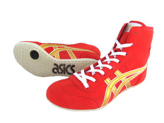 Currently some inventory and ASICs EX-EO Wrestling Shoes America-ya original color