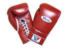 16オンス ブラウン(茶) Winning ウイニング練習用 ボクシング グローブ (プロ