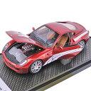 BBR MODELS 1/43スケール フェラーリ 599GTB フィオラノ Puma 2010 モンツァレッド 【送料無料】