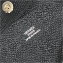 エルメス HERMES コインケース ブラック バスティアGM ヴォーエプソン ノワール PORTE MONE BASTIA GM VEAU EPSOM NOIR BLACK H041054CK 89