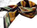Dior ディオール ふんわり高級シルク100%ディオール スカーフ【未使用】【中古】【新品】