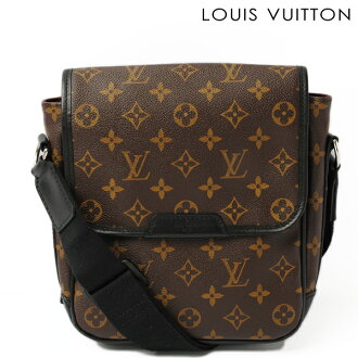 LOUIS VUITTON Louis Vuitton shoulder bag monogram マカサーバス PM M56717 [used] [smtb-TK]