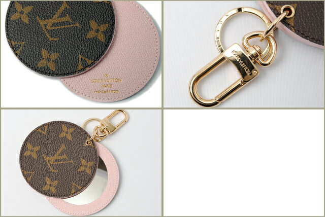 Brand pit rakuten global market louis vuitton key rings for Mirror key holder