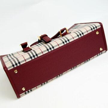バーバリーBURBERRYハンドバッグ