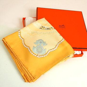 エルメスHERMESスカーフ