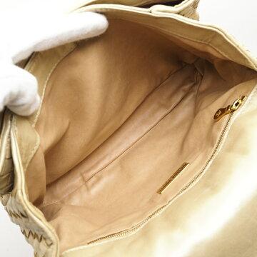 【12/26までP5倍】BottegaVenetaボッテガヴェネタレディースハンドバッグ【中古】