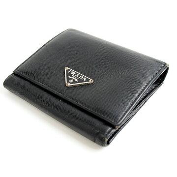 プラダPRADA財布中古
