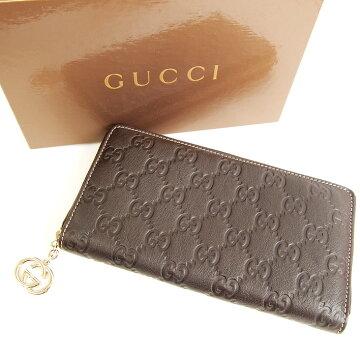 GUCCIグッチ財布【中古】