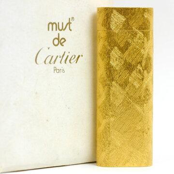 Cartierカルティエガスライターライター【中古】