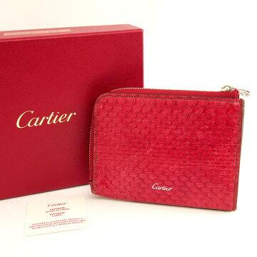 Cartierカルティエコレクションレマストコインケース【中古】
