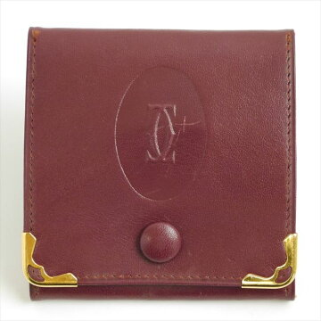Cartierカルティエマストドゥカルティエコインケース