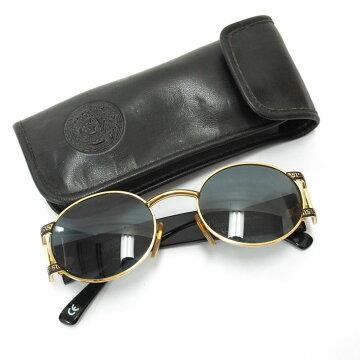 Versaceヴェルサーチ丸ぶちサングラス