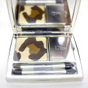 【11/06までポイント10倍】Dior ディオール アイシャドウ&リップパレット 002ゴールデン ジャングル(ゴールデン ブラウン)【未使用アウトレット】